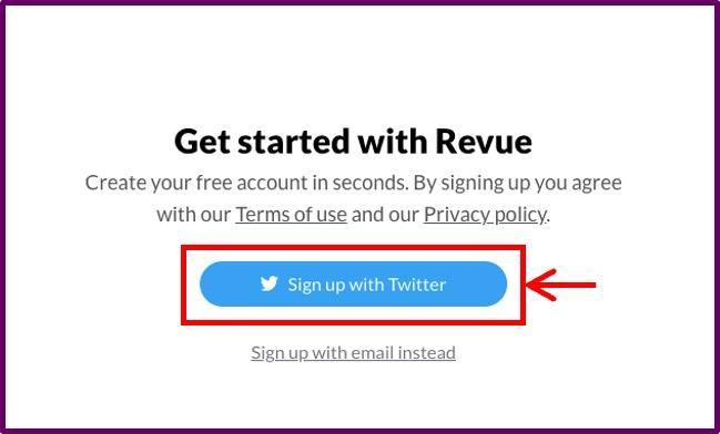 Twitter「ニュースレター」の登録方法_5-1